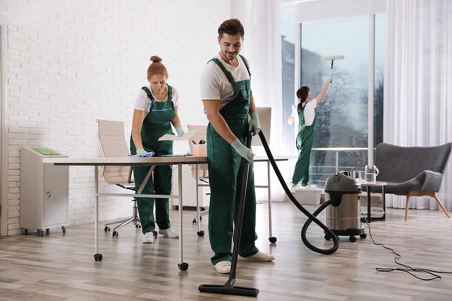 commercial cleaning services Sydney professionals