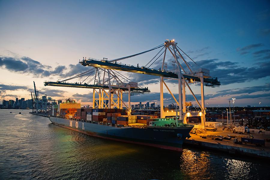 Coastal freight